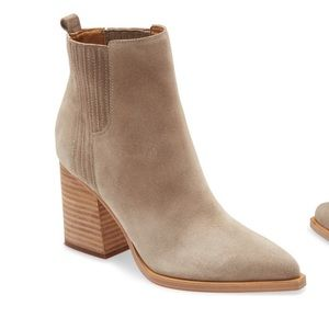 Marc Fisher LTD Oshay Pointed Toe Booties